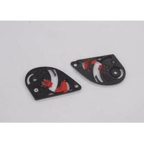 Casco Agv Gp Tech Mecanismo Visor Pivot Kit - Recapiado Moto