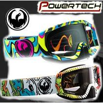 Antiparra Motocross Dragon Vendetta Linea Premium Powertech