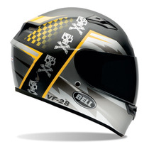 Casco Integral Bell Qualifier Airtrix Icon! Moto
