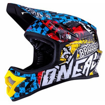 Casco Cross Oneal Serie 3 Dist. Oficial