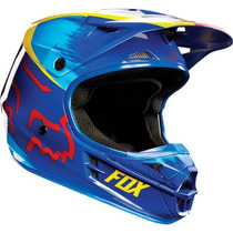 Casco Motocross Fox V1 2015 Motocross Enduro En Twistango
