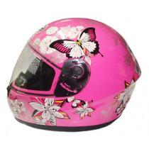 Casco Blanco Peels Spike Butterfly Mujer Dama Ofer Wallsbike