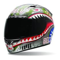 Casco Moto Bell Vortex Flying Tiger. Nuevo En Caja. Oferta!