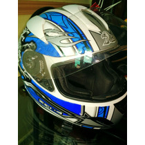 Casco Zeus Doble Visor T/ M