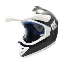 Oferta Casco Cross H Mx Road Cuatri Atv Enduro San Juan Moto