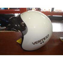 Casco Vertigo Basic Abierto C/varios En Mtc Motos