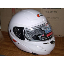 Casco Rebatible Hawk Helmest ¡¡ Rocamoto !!