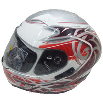 Casco Zeus 806 Doble Visor Alta Gama En Freeway Motos !