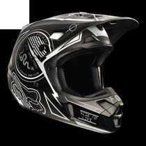 Casco Motocross Fox V2 Priori - 2015 Motocross Enduro Bernal