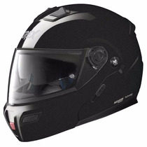 Casco Grex By Nolan Rebatible G9.1 Kinetic Negro Brillante