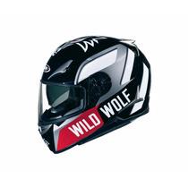 Casco Integral Shiro Sh-715 Wild Wolf D/visor Motos Miguel