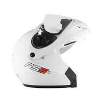 Casco Rebatible Hawk Halcon Rs5 2014 Lisos En Freeway Motos!