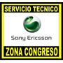 Servicio Tecnico Reparacion Sony Ericcson Especializado!!!