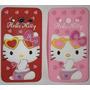 Funda Samsung Core2 Silicona Con Diseño 3d Hello Kitty Envio