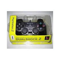 Joystick 100 Original Sony Playstation 2 Dualshock Ps2