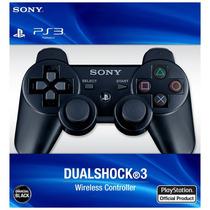 Joystick Ps3 Sony Dualshockr3.caballito.