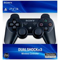 Sony ® Dualshock 3 Joystick Ps3 Original En Blister Envios