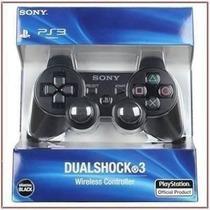 Sony Sony Dualshock Joystick Ps3 Original En Blister Sellado