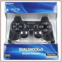2 Sony Dualshock Joystick Ps3 Original En Blister Sellado!!!