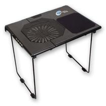 Mesa Base Con Ventilador Cooler Para Notebook Noganet