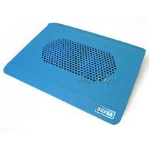 Base Cooler 2 Ventiladores Notebook Y Netbook Hasta 15 Pulg.