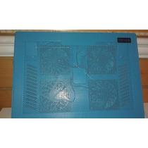 Base Cooler Pad Seisa 4 Ventiladores Notebook 15