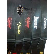 Correa P/ Guitarra O Bajo Fender Epiphone Gibson Ibanez Cort