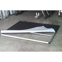 Lona Con Estructura De Aluminio