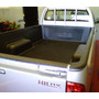 Cobertor Plastico Toyota Hilux Cabina Simple 2005/14