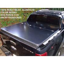 Tapas Rigidas Rebatibles® Aluminium Por Metro Cuadrado