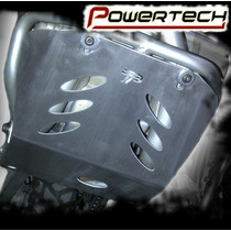 Cubre Carter Honda Xr 250 Tornado Chapon Defensa - Powertech