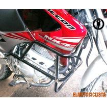 Defensas Laterales Motos Nx 400 Falcon Honda Elmotociclista
