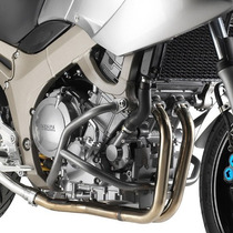 Defensa Motor Yamaha Tdm 900 Negro Tubular Kappa Kn34