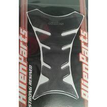 Protector Tanque Clasico Carbon Urquiza Motos