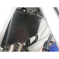 Cubre Radiador Versys 650 Y Er6n 2007-2016