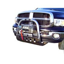 Avance Defensa Con Chapon Cromada Chevrolet S10 2012 29049