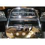 Defensa Para Chevrolet S-10 Tubular Cromada Con Chapon 9013