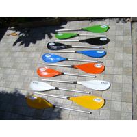 Remos Desmontable Astillero Atuel Para Kayaks Y Piraguas.