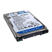 Disco Rigido 250 Gb Para Notebook 2,5° Sata Con Garantia