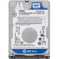 Disco Rigido 320gb Western Digital Notebook, Play Wd3200lpvx