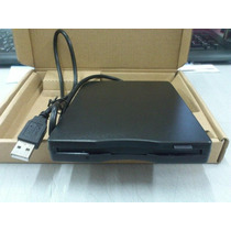 Disquetera Usb Externa Diskettera Floppy Drive Pc Note Afip