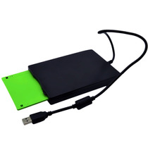 Disquetera Usb 2.0 Externo 3.5 Pc Notebook Windowsn Mac Afip