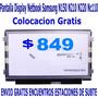 Display Netbooks Samsung Comodore Noblex Acer Hp Asus Exxo