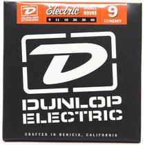 Encordado P/ Guit Electrica Dunlop Den 0946 - Niquel 009/046