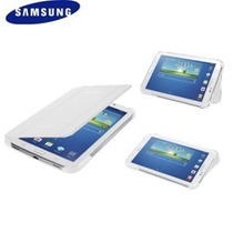 Funda Book Cover Flip Samsung Galaxy 7 Tab 3 P3200 P3210