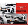Protector De Paragolpes Toyota Corolla 2015