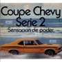 Calco Cupe Chevy Serie 2 Remo Calcomania Ploteoya!