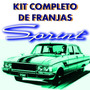 Franjas Kit Completo Ford Falcon Sprint Vinilo Ploteo