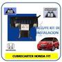 Cubrecarter Honda Fit De Metalurgica Rb