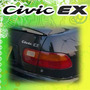 Calcomania De Honda Civic Ex De Porton